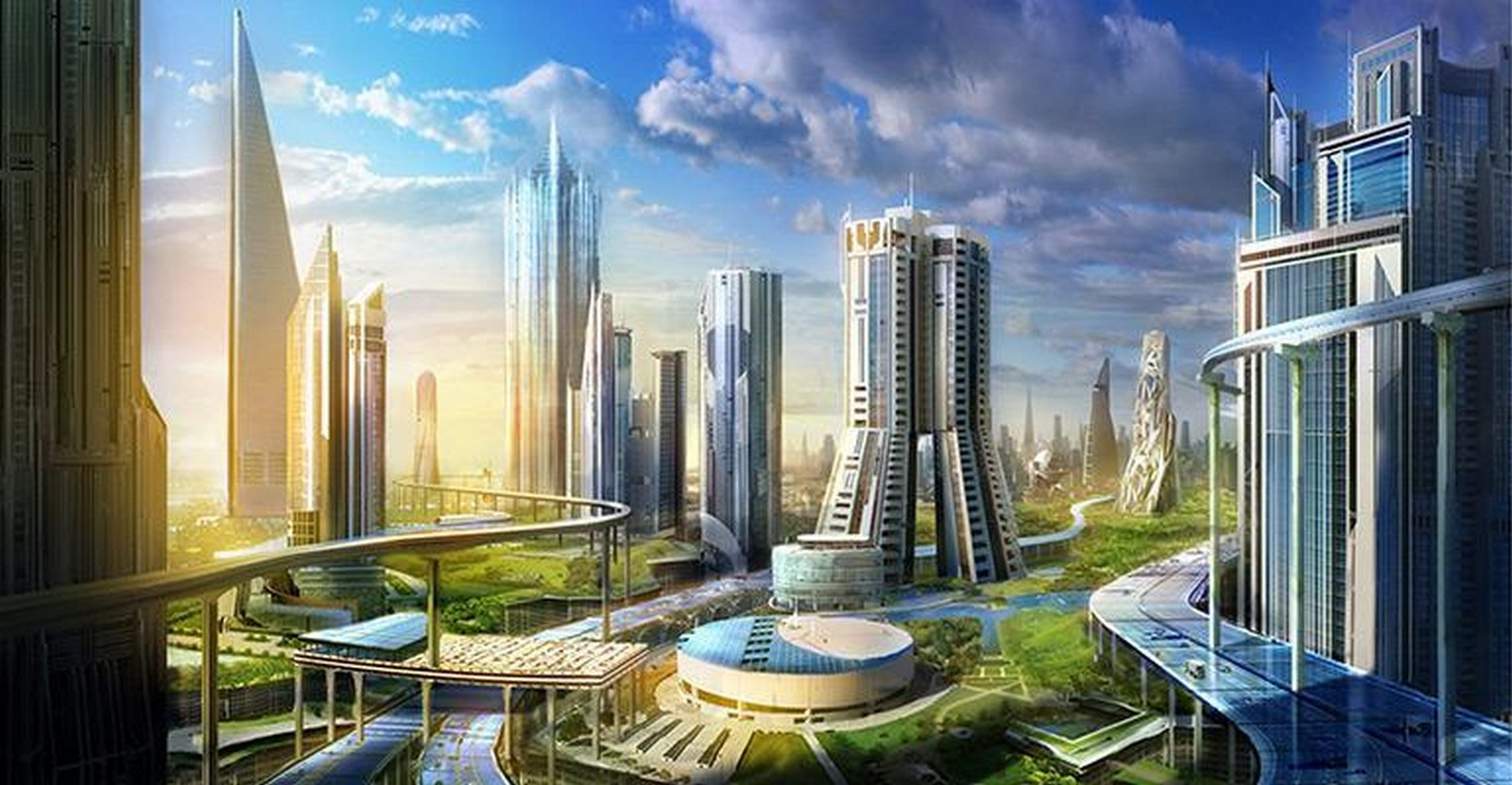 Neom: The City of the Future - Sheet1