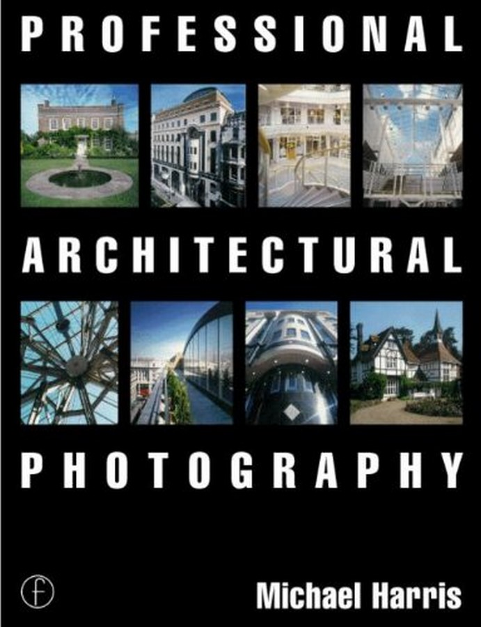List of 10 books related to Architectural Photography - Sheet10