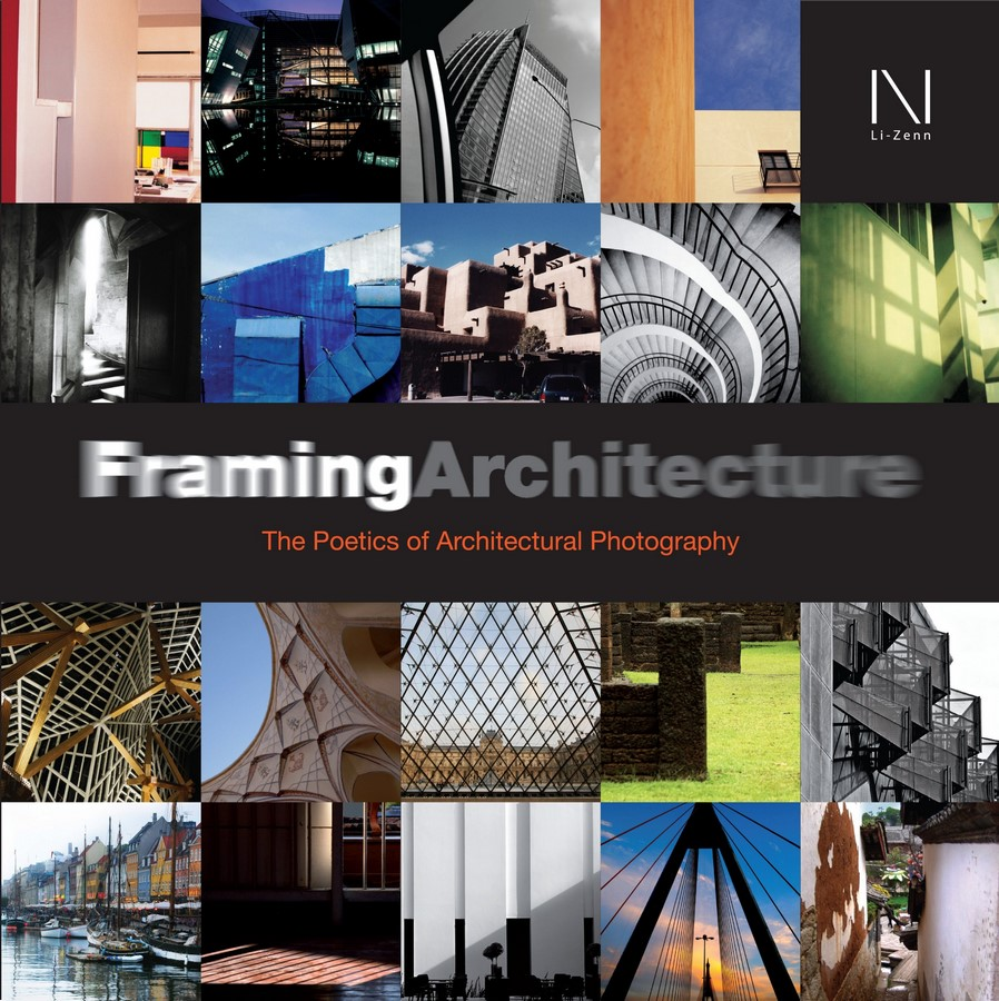 List of 10 books related to Architectural Photography - Sheet2