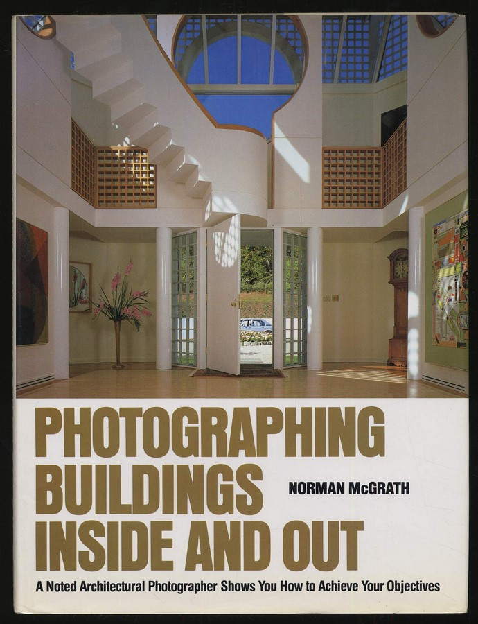 List of 10 books related to Architectural Photography - Sheet9