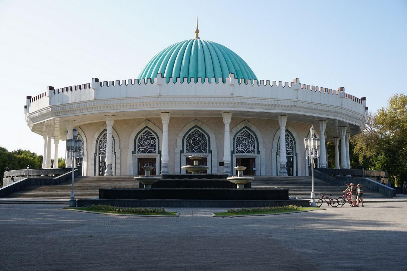 Amir Timur Museum - Sheet1