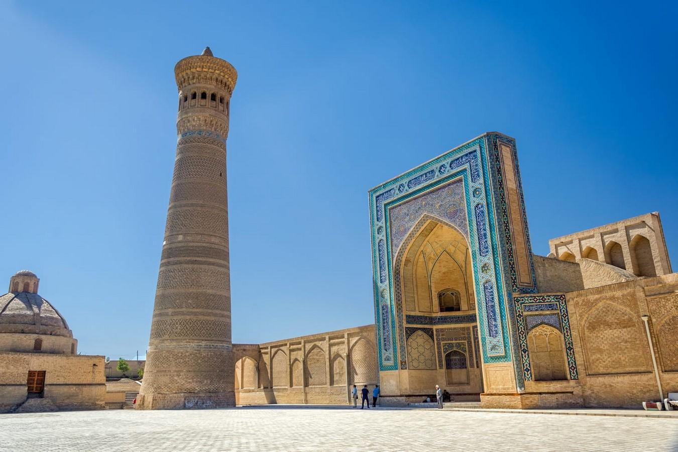 Kalyan Minar - Sheet1