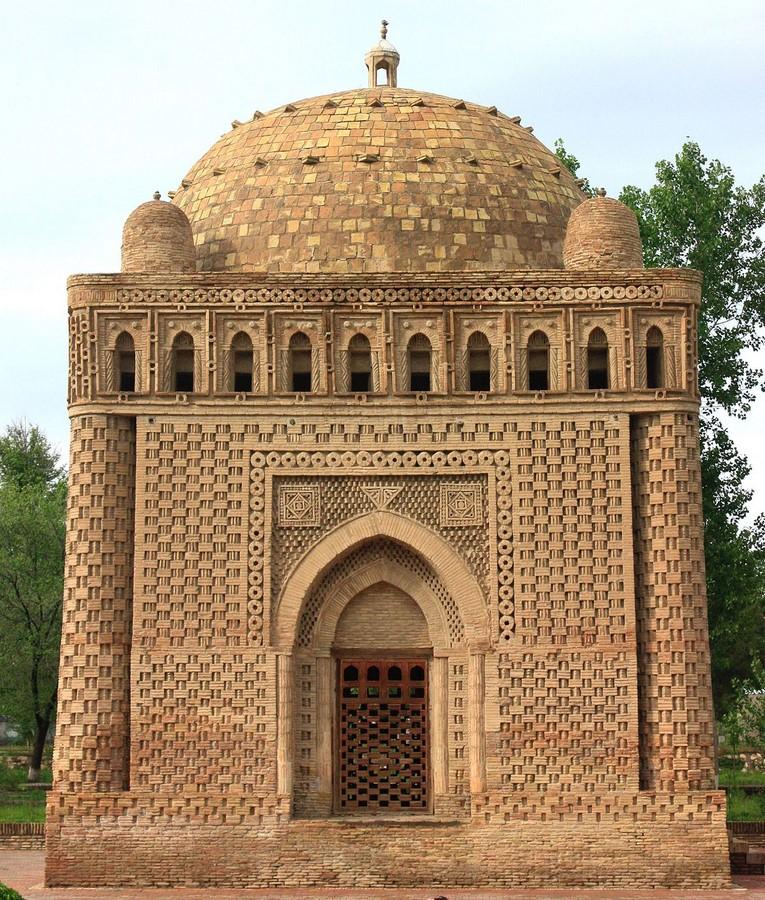 Samani Mausoleum - Sheet2