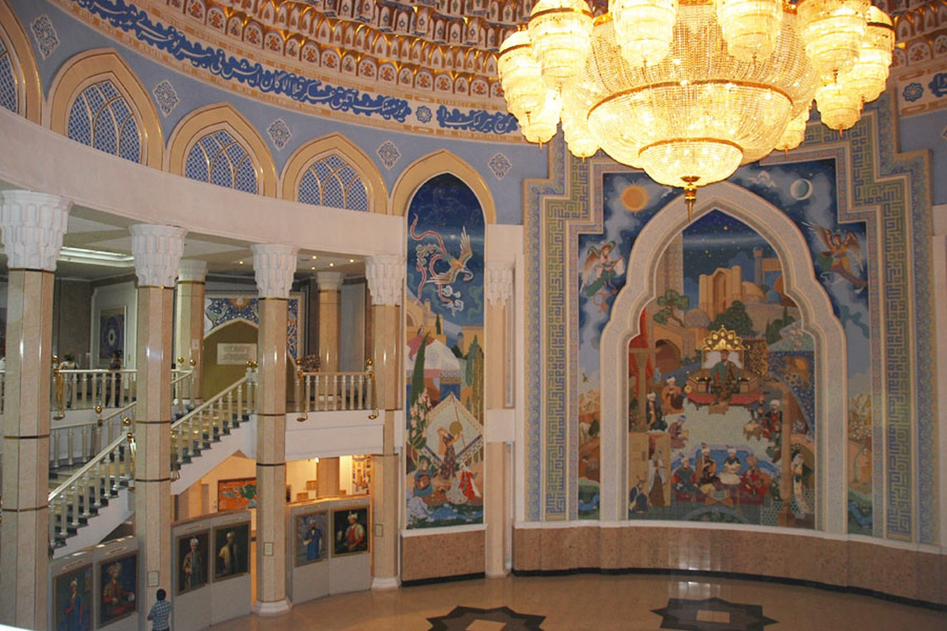 Amir Timur Museum - Sheet2