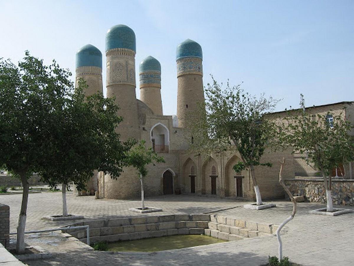 Chor Minar - Sheet1