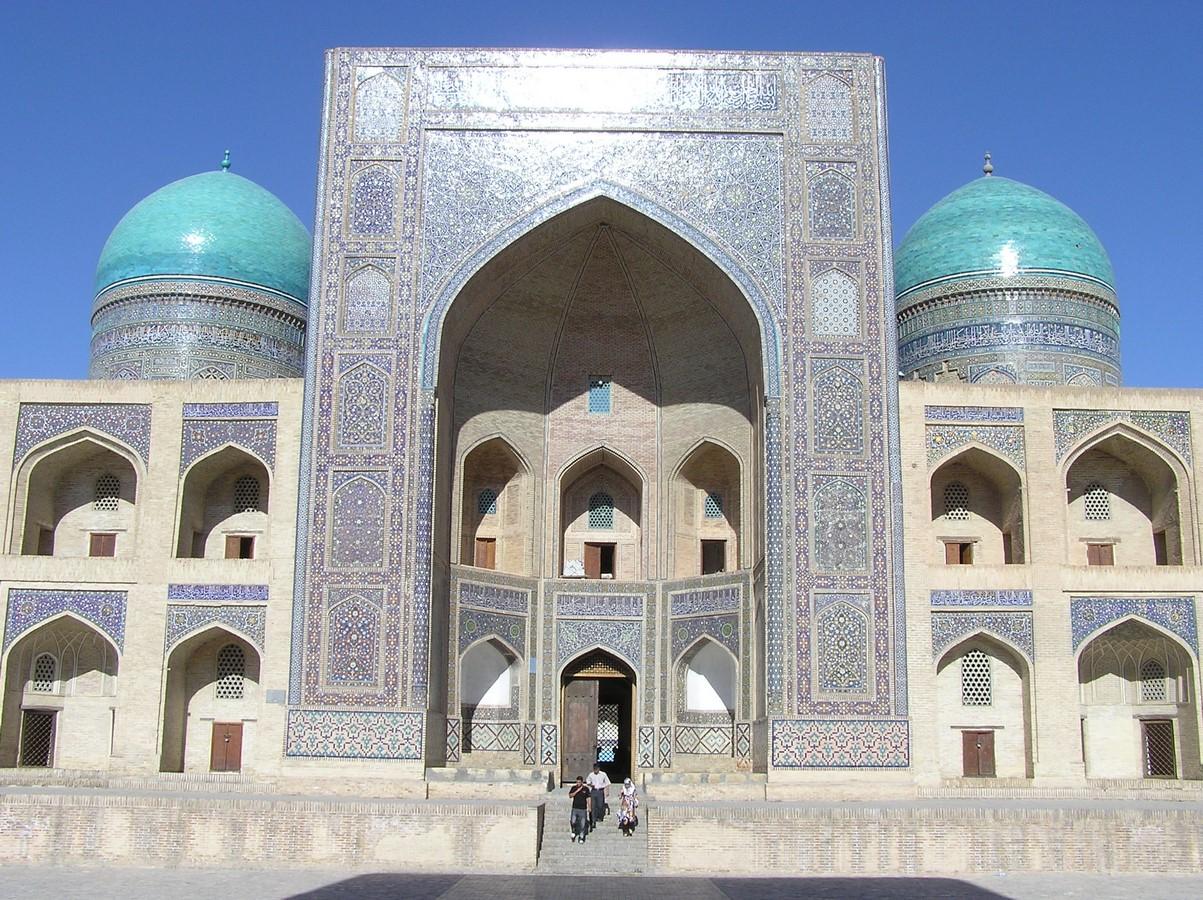 Mir-i-Arab Madrasah - Sheet2