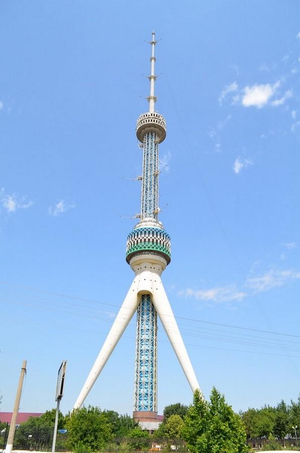 Tashkent Tower - Sheet2
