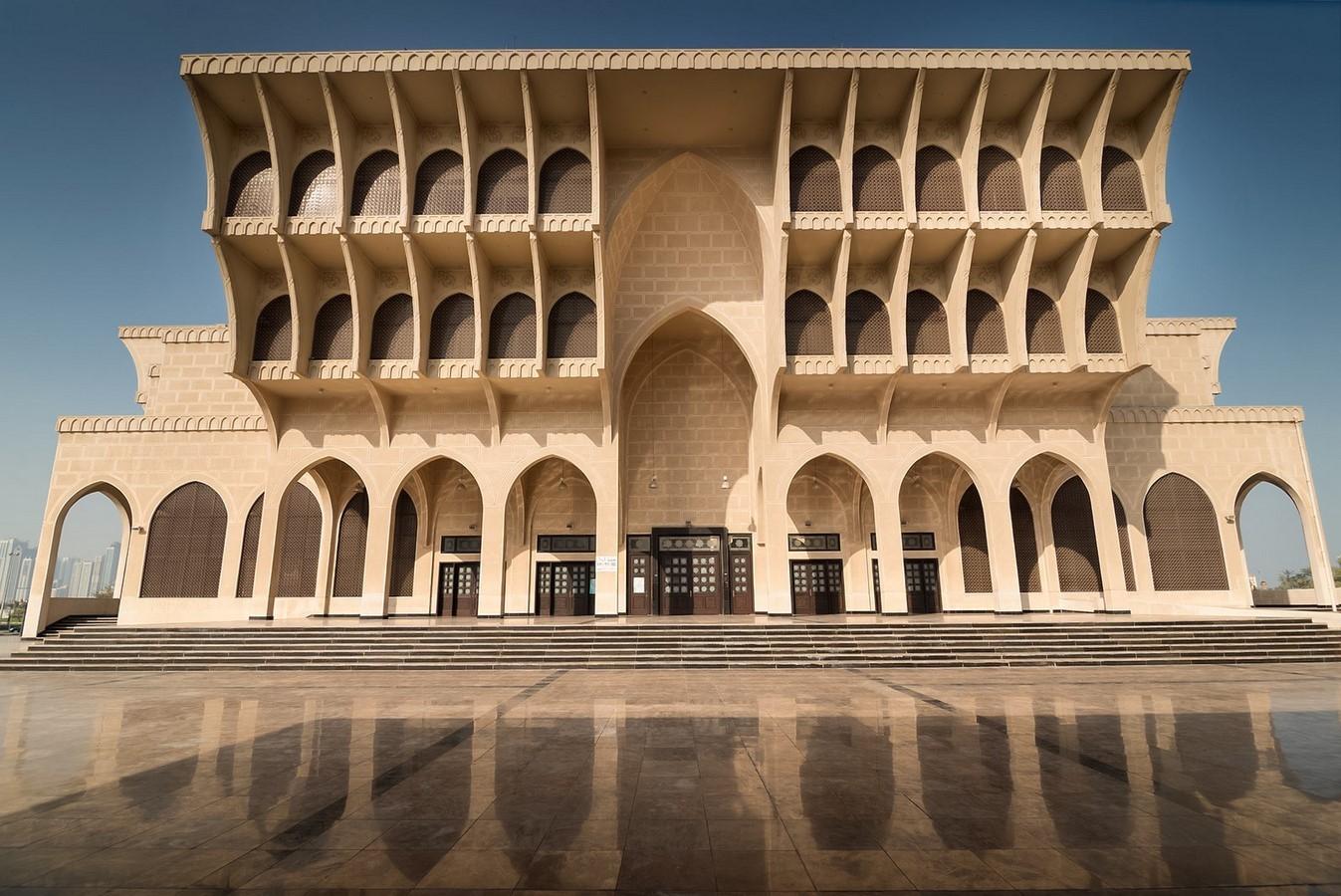 King Faisal Mosque - Sheet3