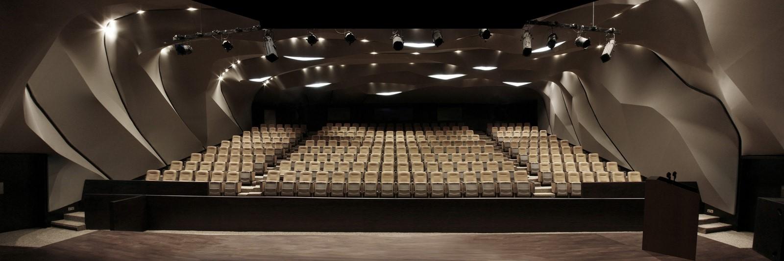 Masrah Al Qasba Theater - Sheet3
