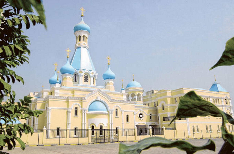 Russian Orthodox Church - Sheet2