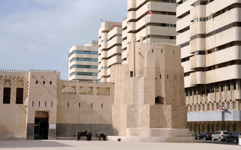 Sharjah Heritage Area - Sheet1