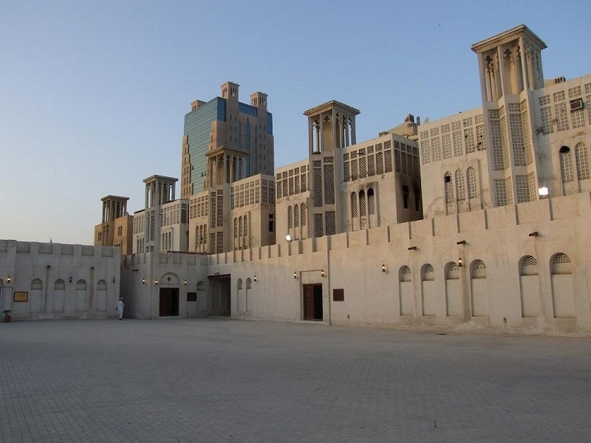 Sharjah Heritage Area - Sheet2