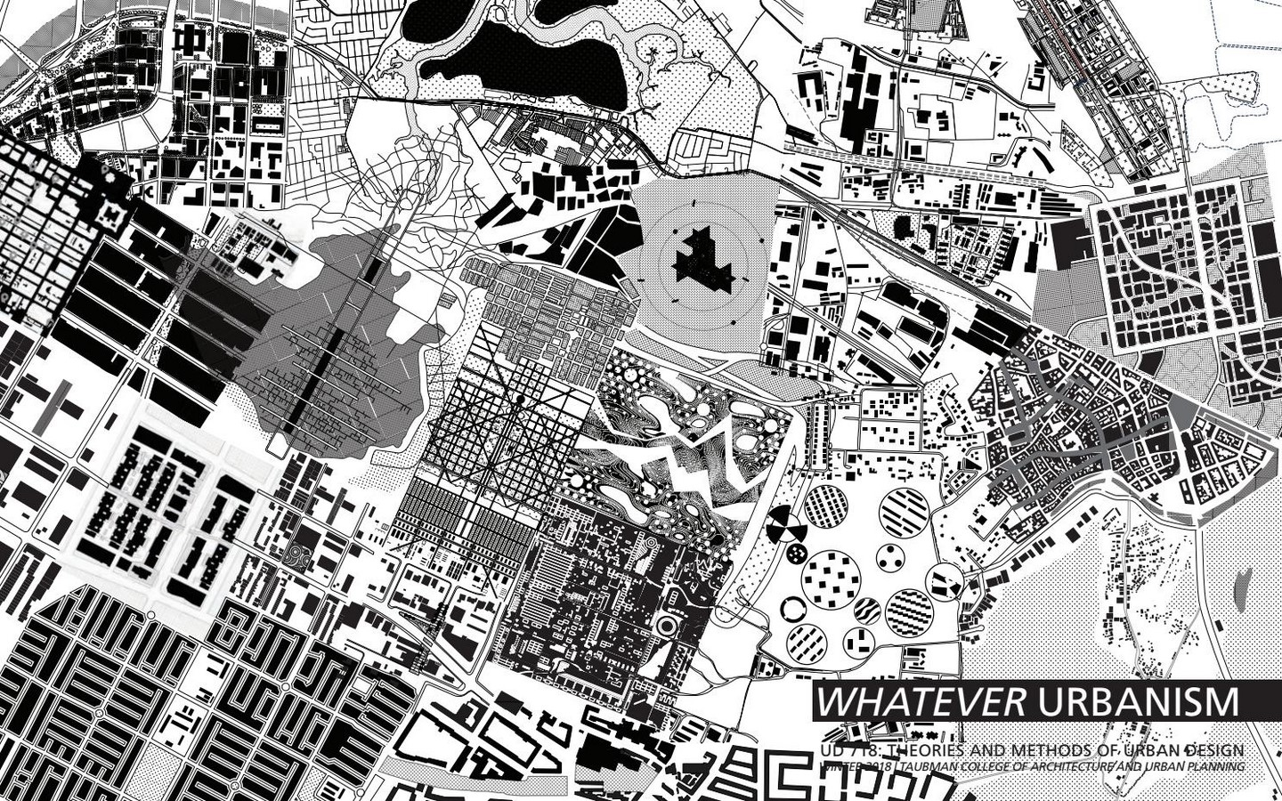 Post Industrial World and Discourse of Urban Development