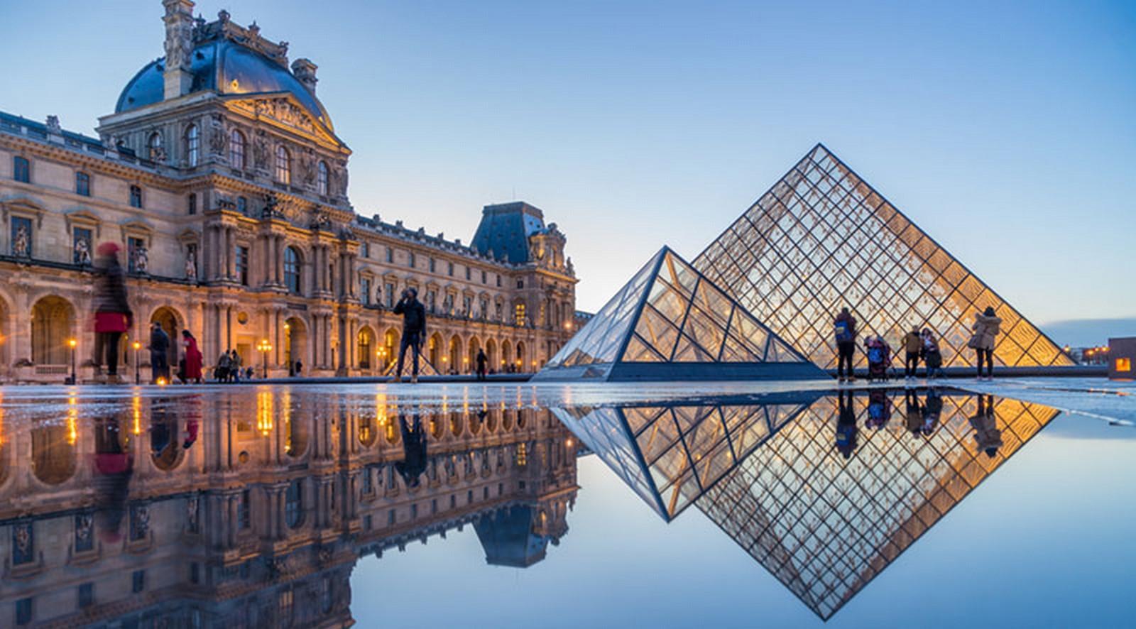 20 Best art galleries in France - Sheet1