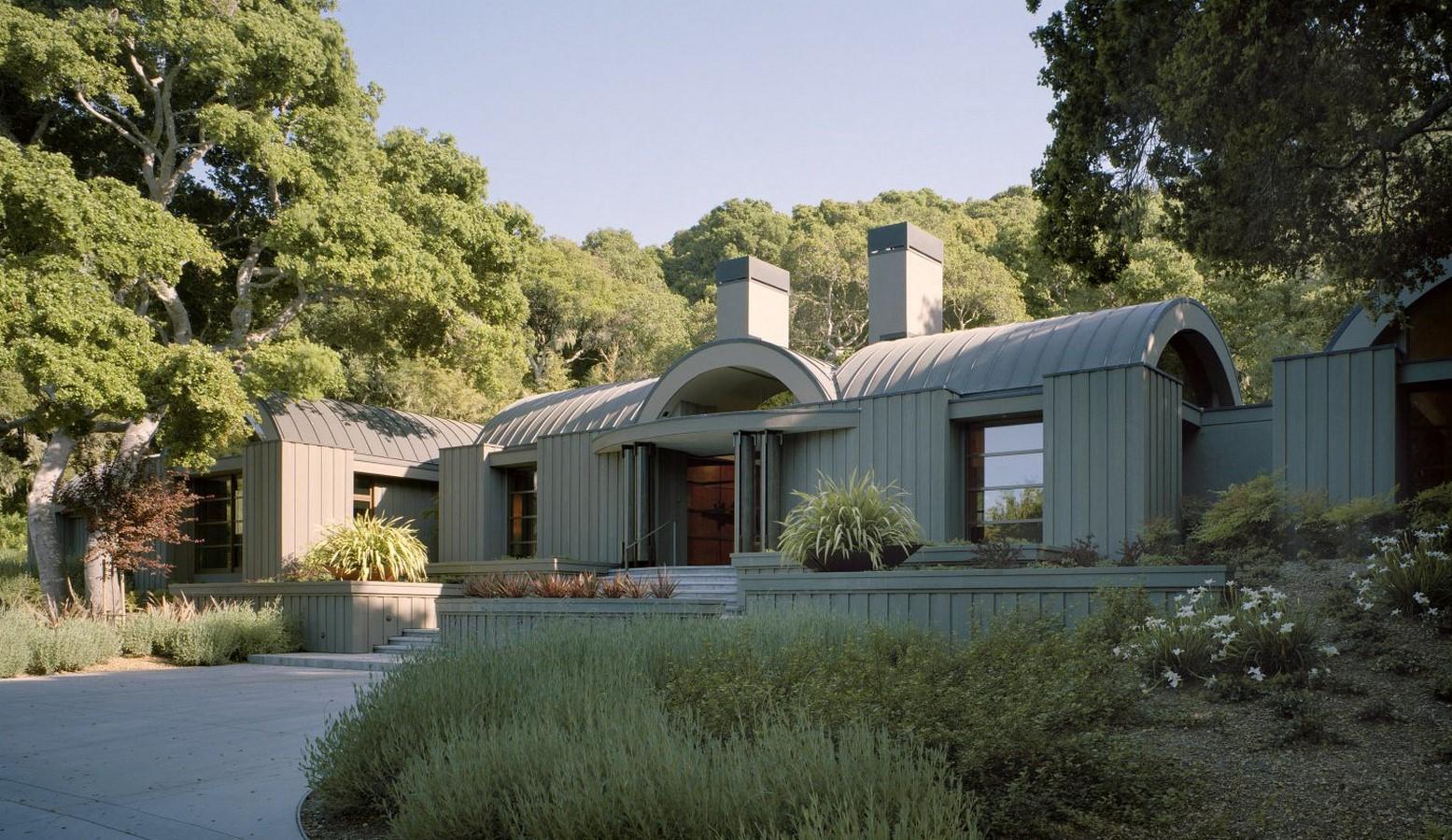 Carmel Valley Residence - Sheet1