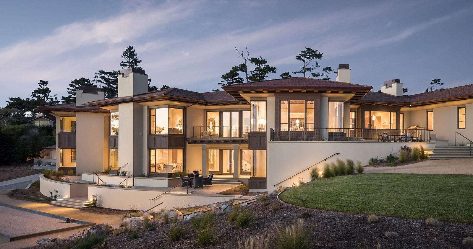 Pebble Beach Residence - Sheet3