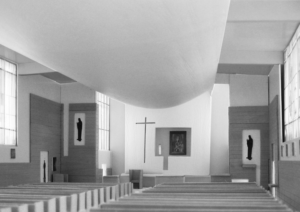 OUR LADY OF BRIGHT MOUNT CHURCH, LOS ANGELES, CA - Sheet1