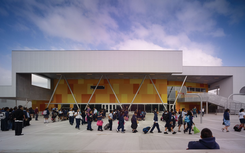 ST THOMAS SCHOOL, K-8, LOS ANGELES, CA - Sheet1