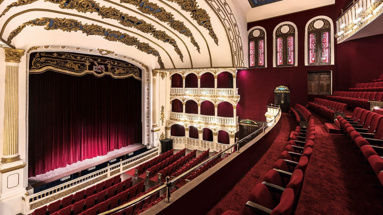 Royal Opera House, Mumbai: India's only surviving opera house - Sheet1