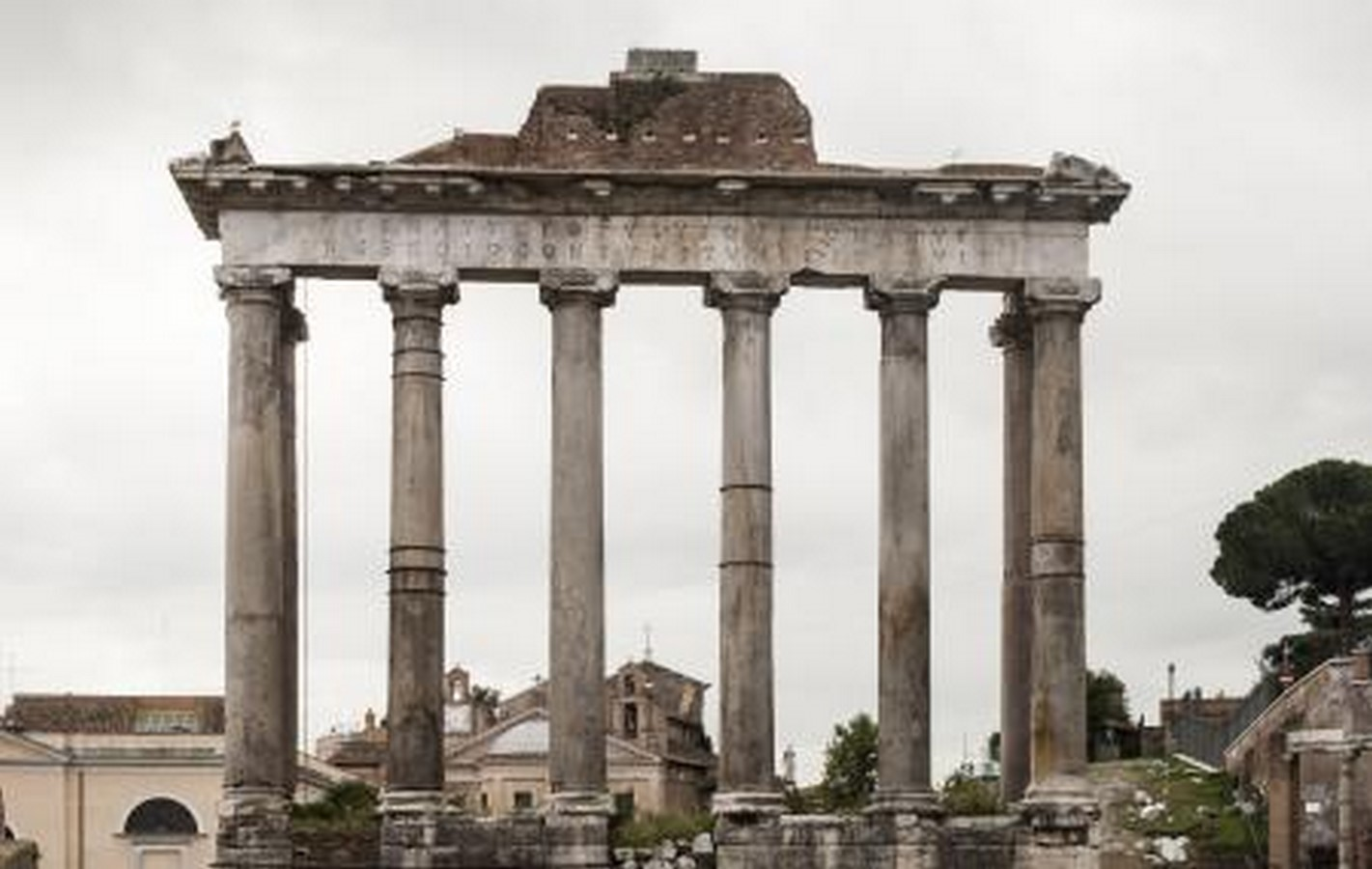 The Roman Forum, Rome: Heritage stuck in time - Sheet4