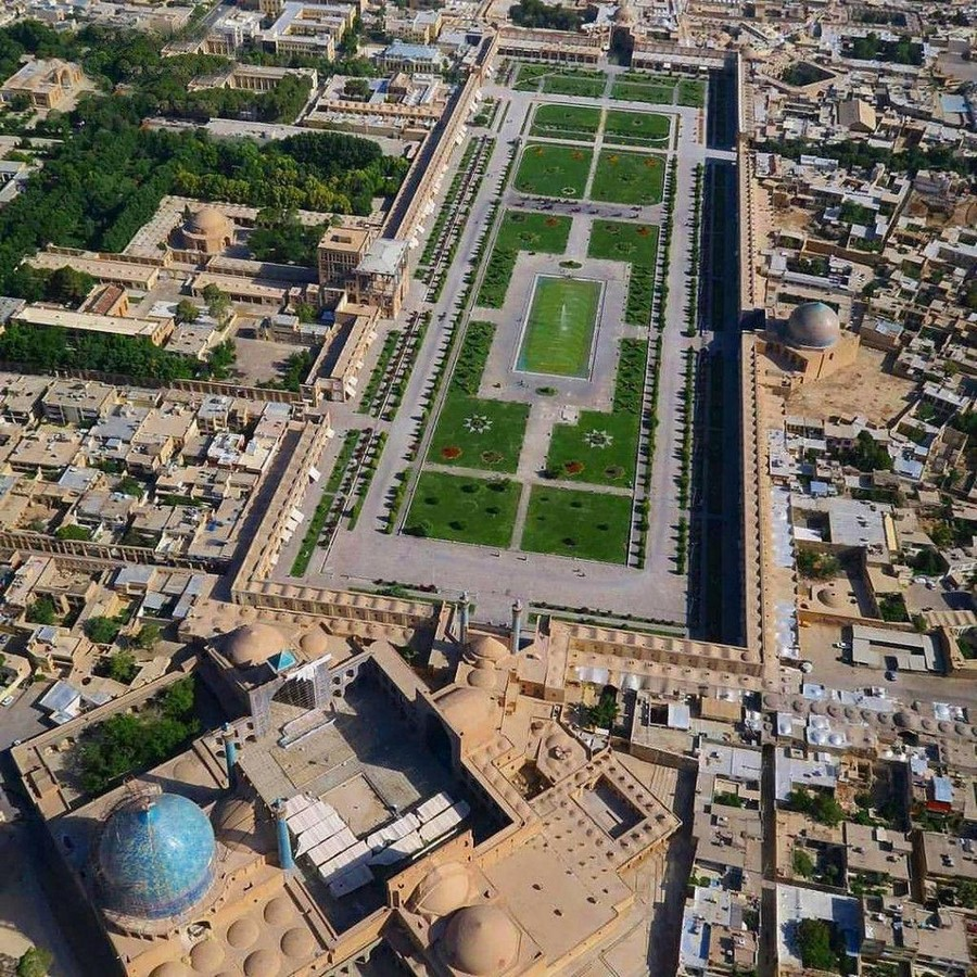 Masjed-e Jame, Iran: The oldest Friday mosque in Iran - Sheet2