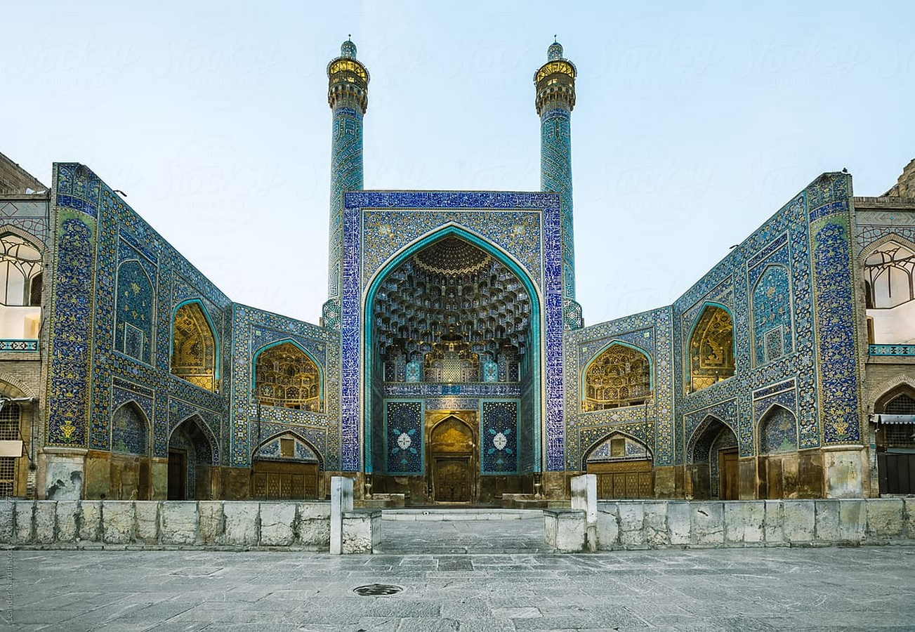Masjed-e Jame, Iran: The oldest Friday mosque in Iran - Sheet3
