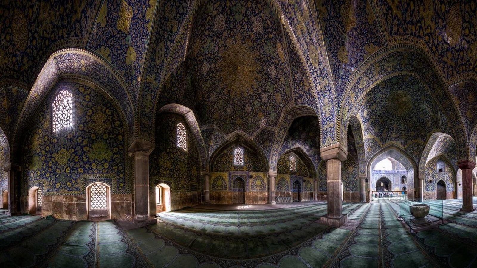 Masjed-e Jame, Iran: The oldest Friday mosque in Iran - Sheet4