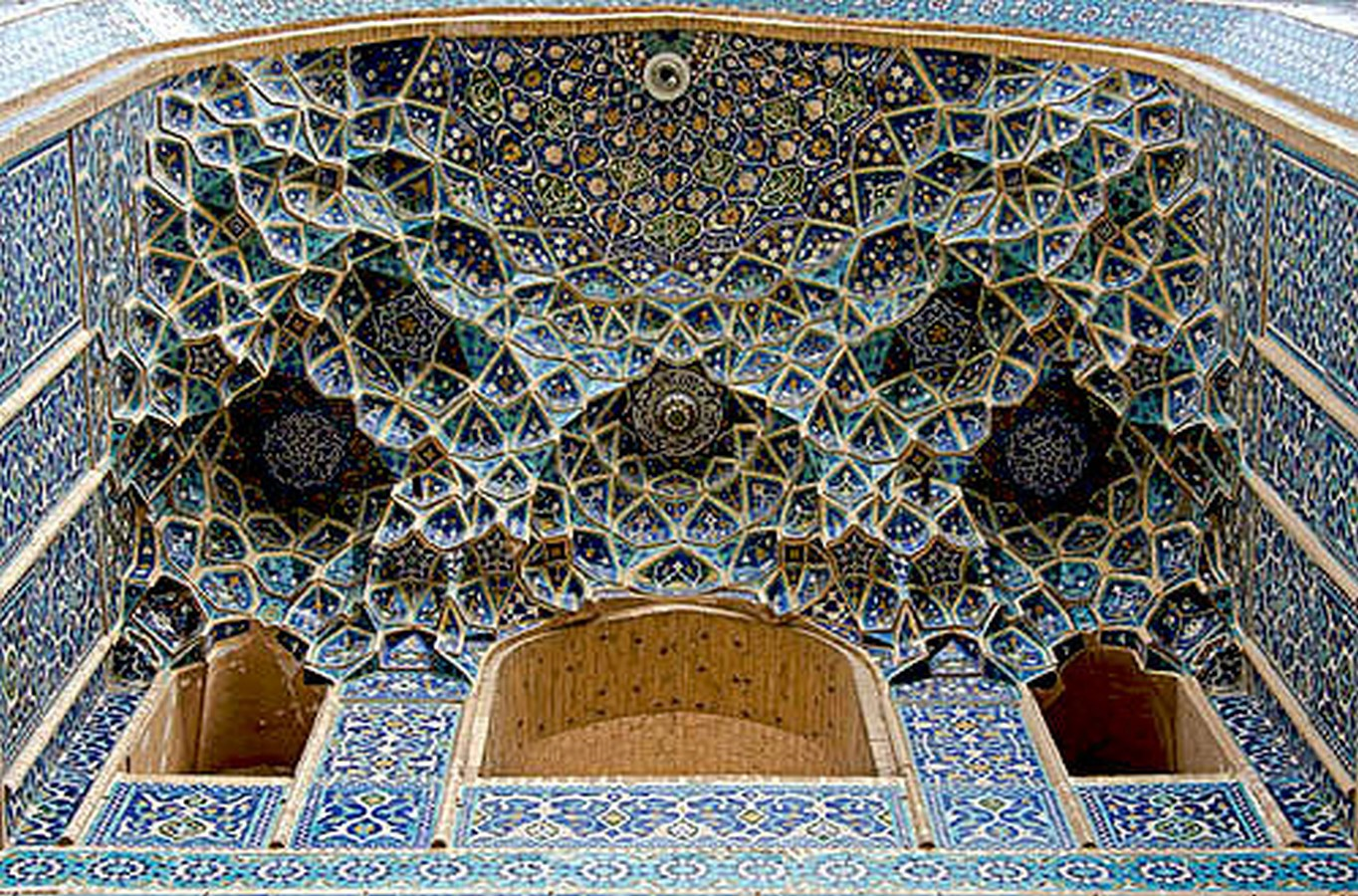 Masjed-e Jame, Iran: The oldest Friday mosque in Iran - Sheet5