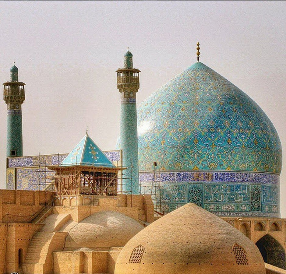 Masjed-e Jame, Iran: The oldest Friday mosque in Iran - Sheet6