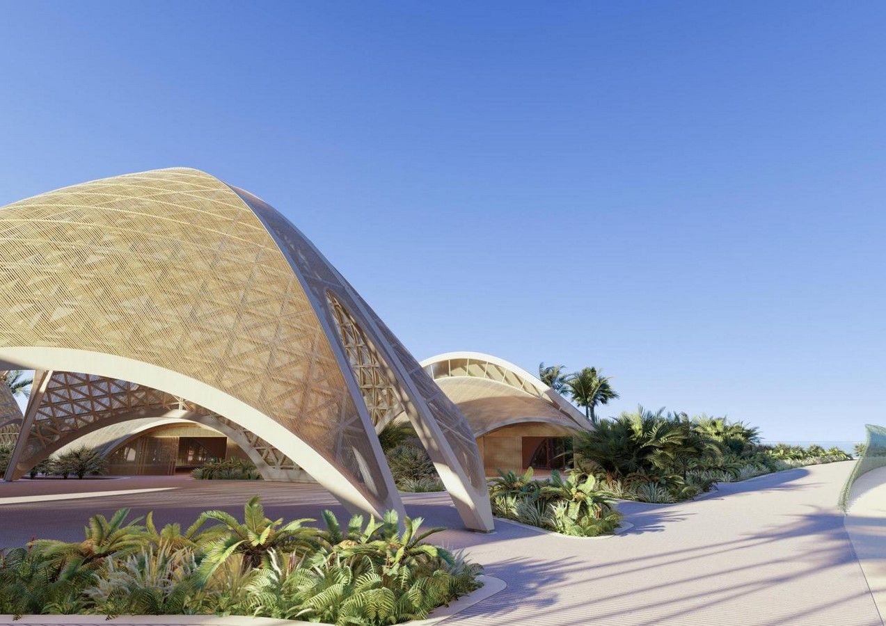 Hotel 12, part of the Red Sea Project in Saudi Arabia designed by Foster + Partners - Sheet3