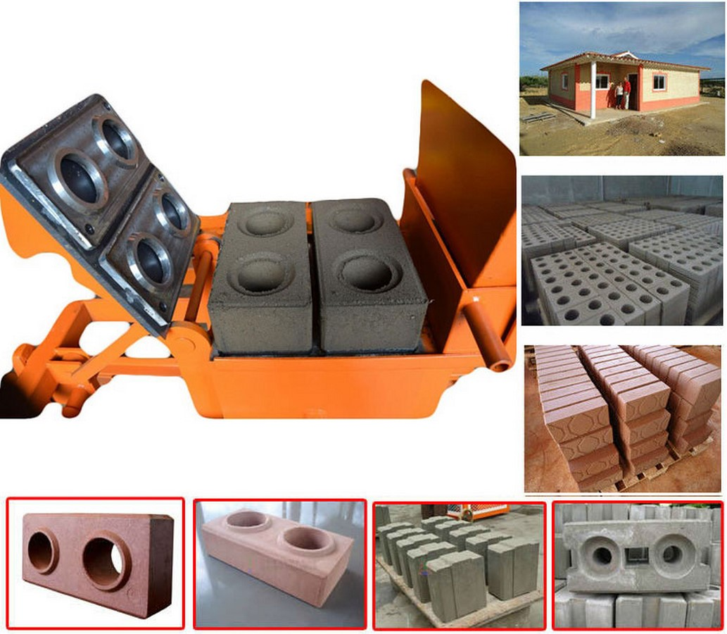 Compressed Earth Block - Sheet