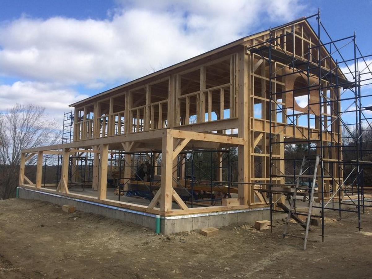 Timber - Framed Construction - Sheet1