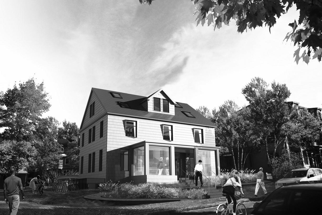 Retrofitting in Architecture -Harvard House Zero - Sheet2