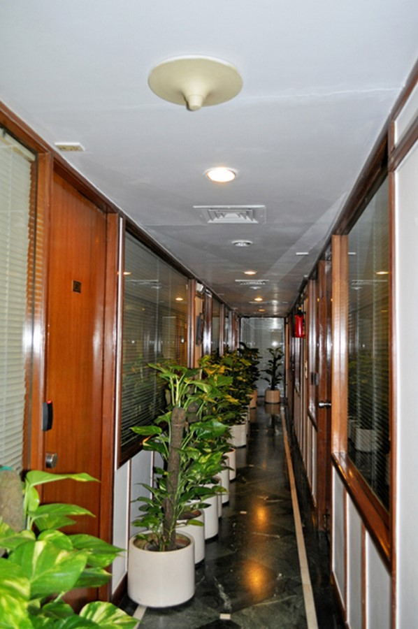 Retrofitting in Architecture -Paharpur Business Centre, Delhi - Sheet1
