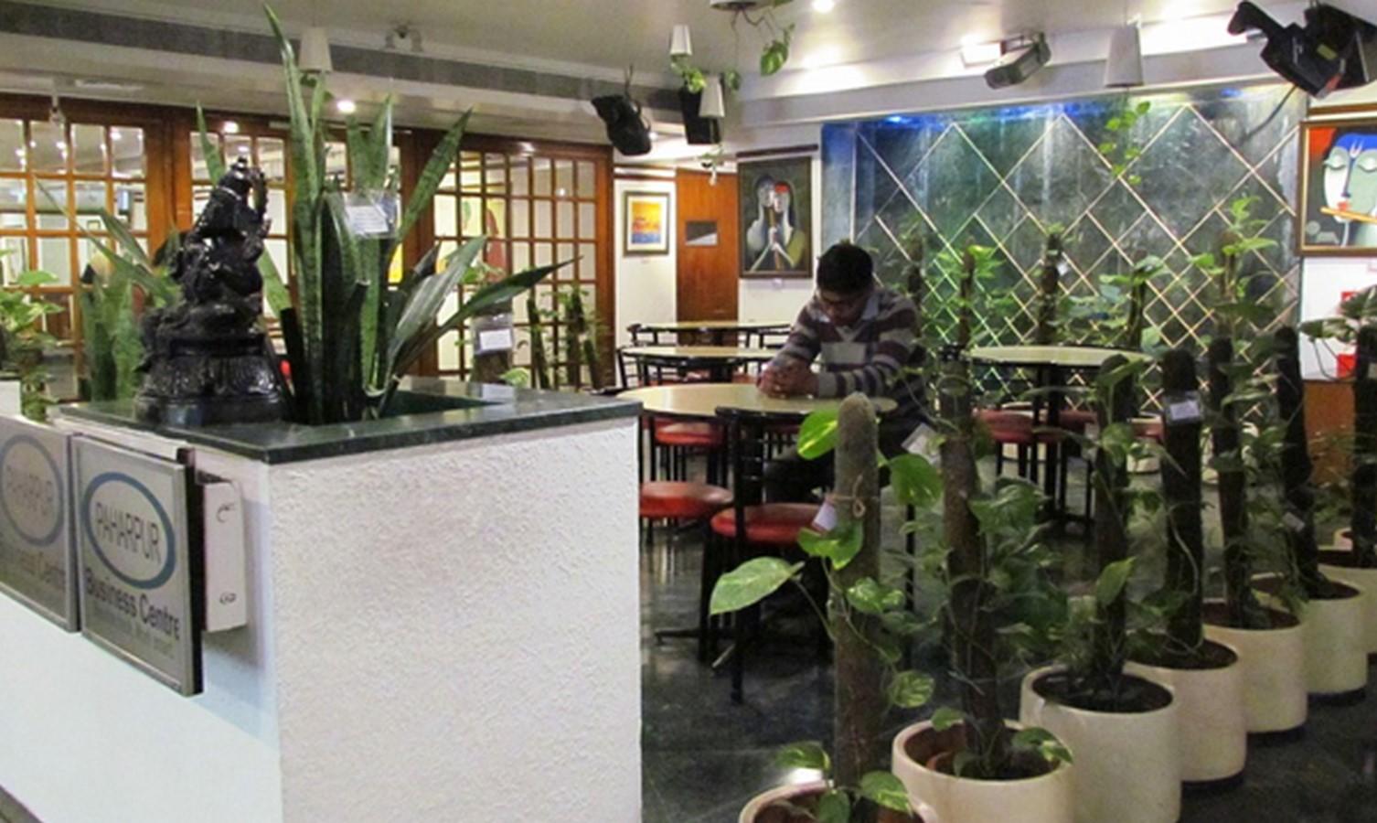 Retrofitting in Architecture -Paharpur Business Centre, Delhi - Sheet3