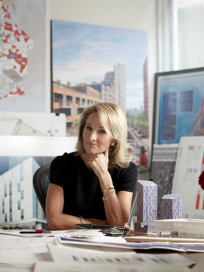 Tedtalk for Architects: Amanda Burden: How public spaces make cities work - Sheet1