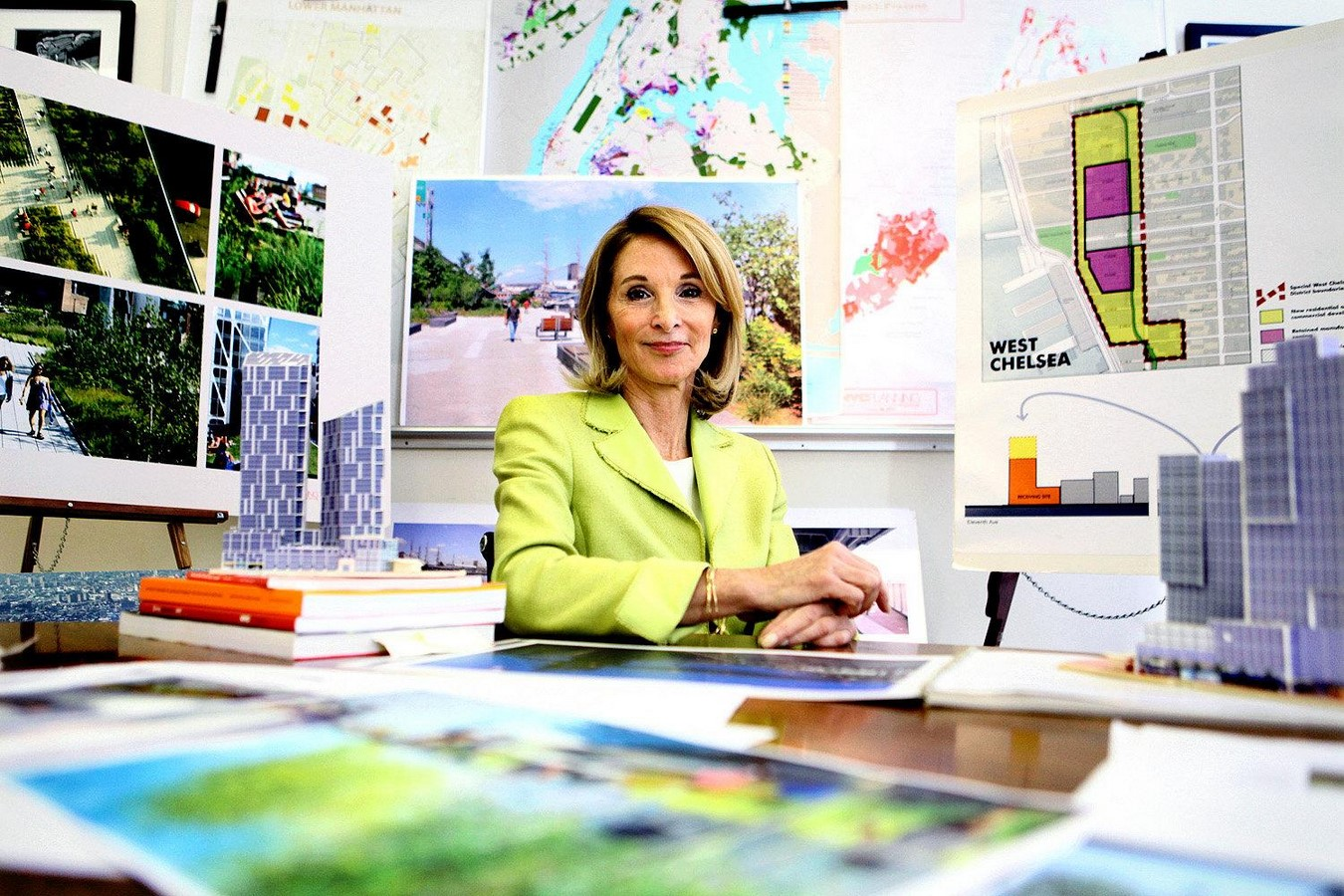 Tedtalk for Architects: Amanda Burden: How public spaces make cities work - Sheet