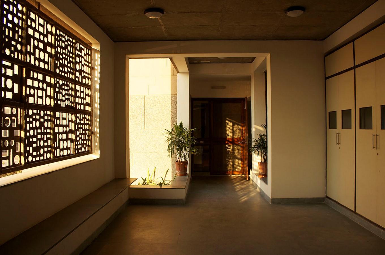 Architectural firms involved in designing the IIT Gandhinagar campus - Sheet11