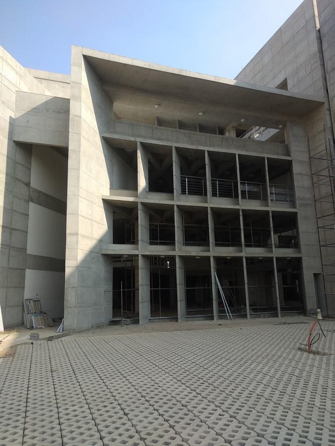 Architectural firms involved in designing the IIT Gandhinagar campus - Sheet12