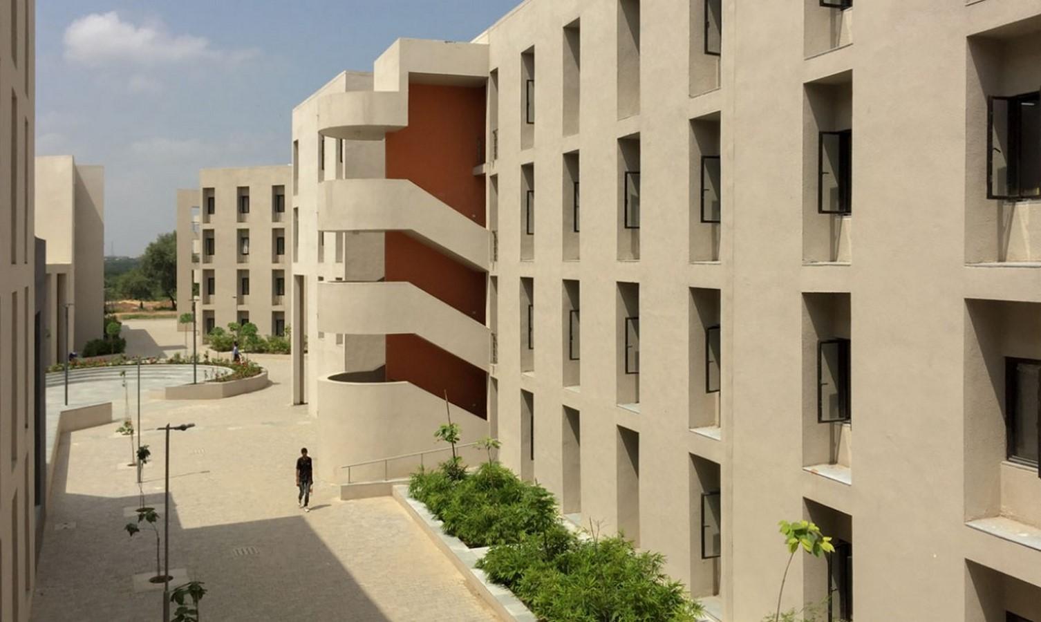 Architectural firms involved in designing the IIT Gandhinagar campus - Sheet6