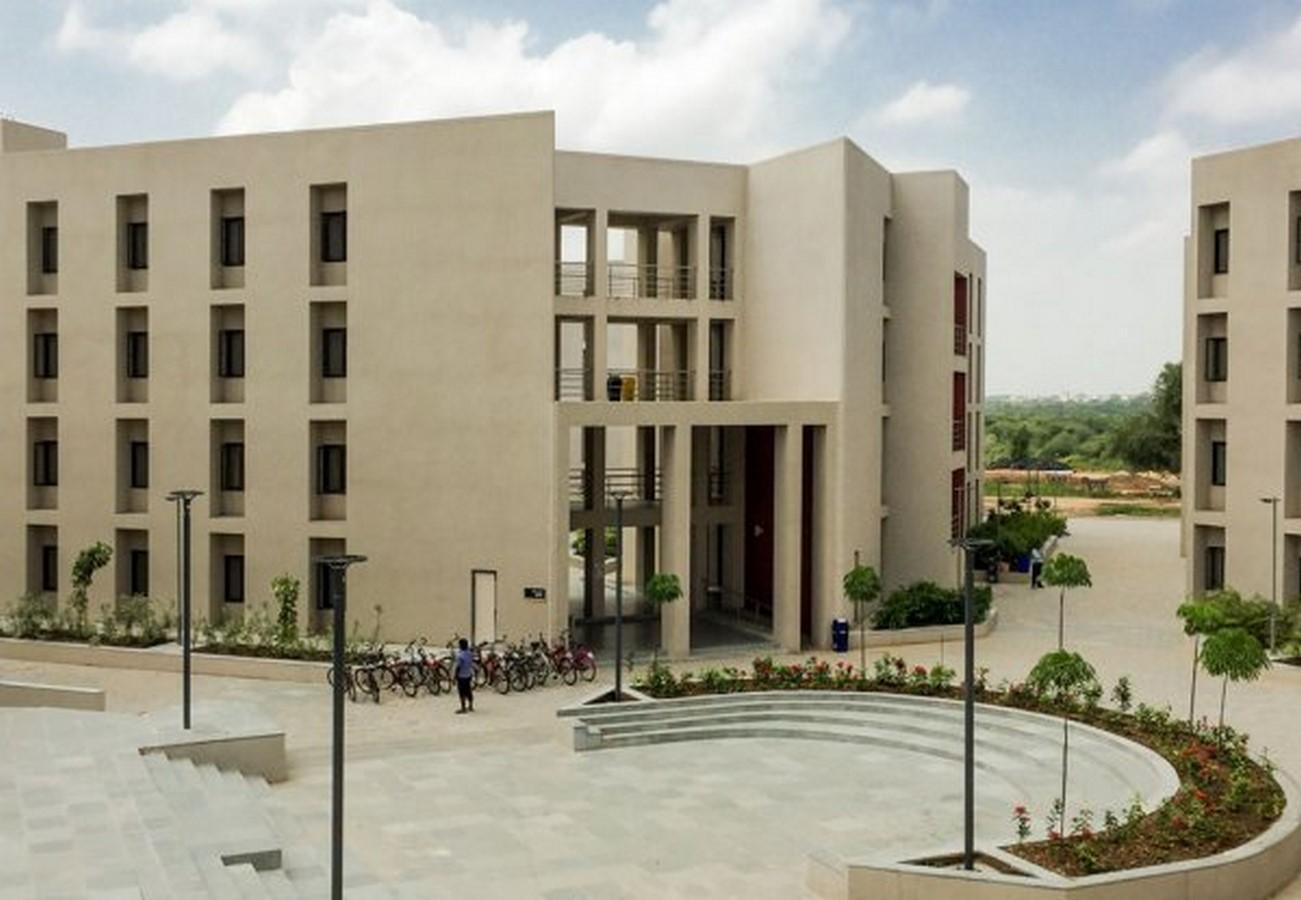 Architectural firms involved in designing the IIT Gandhinagar campus - Sheet7