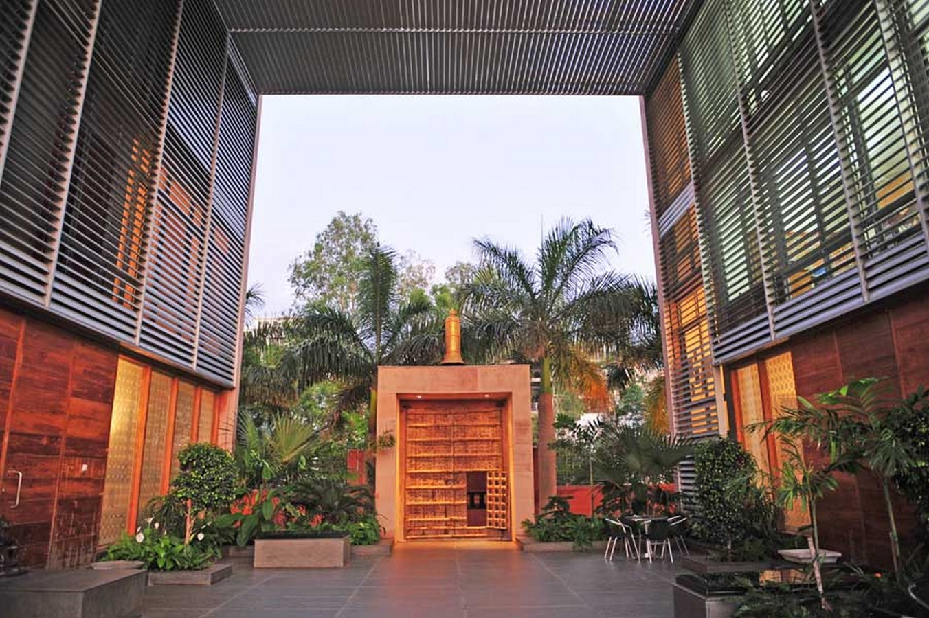 India House, Pune by Christopher Charles Benninger: Inspired by Traditions - Sheet1