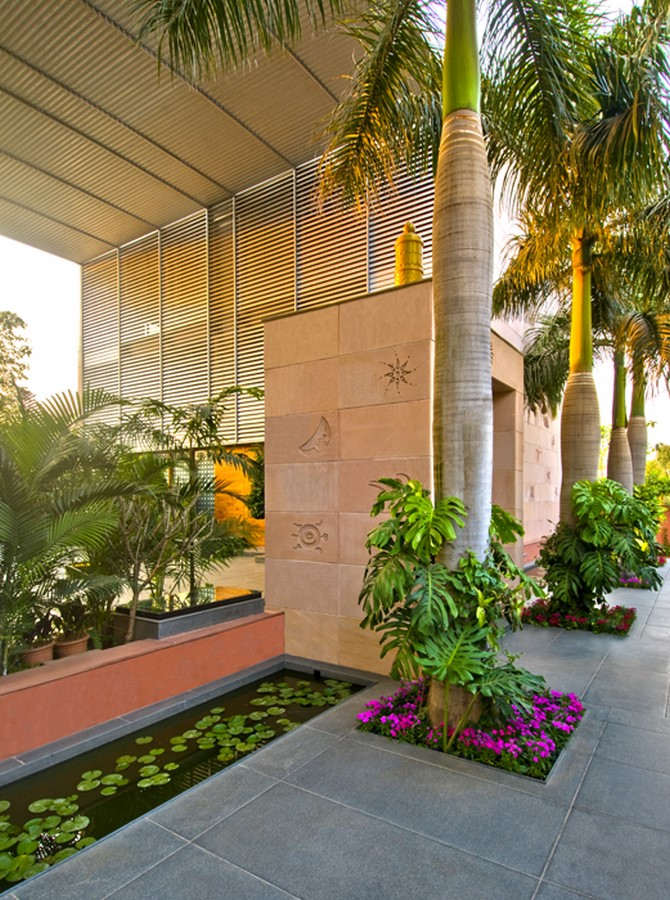 India House, Pune by Christopher Charles Benninger: Inspired by Traditions - Sheet2