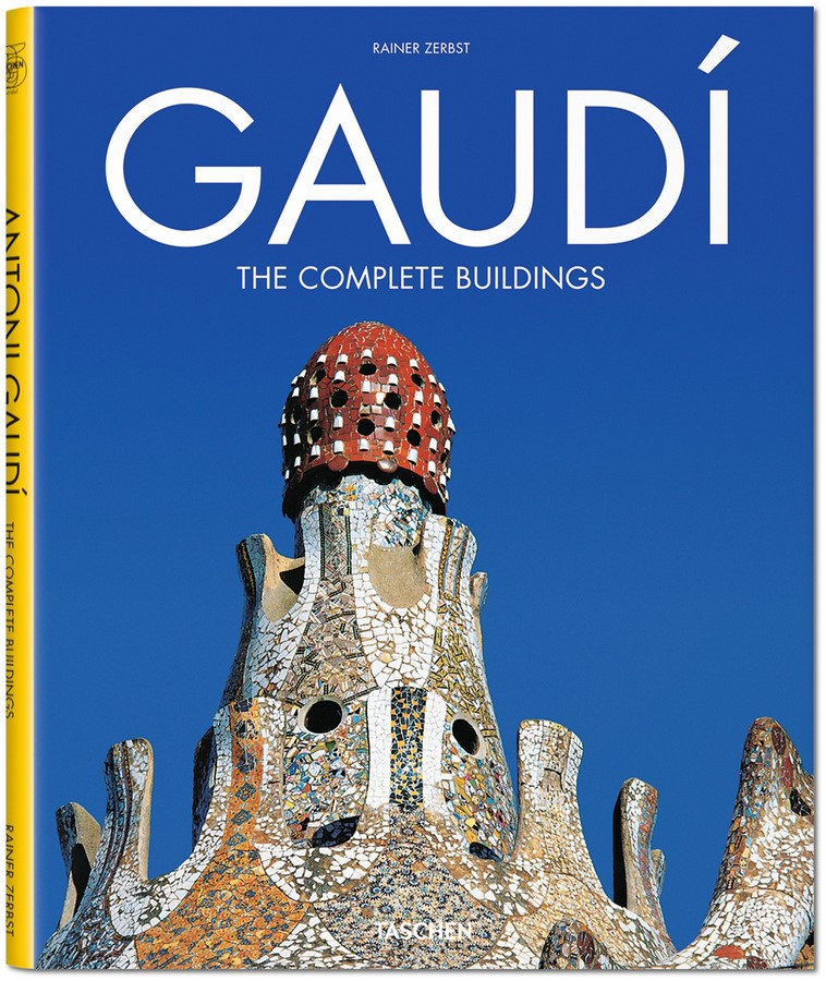 Book in Focus: Gaudi - The complete buildings by Rainer Zerbst - Sheet1