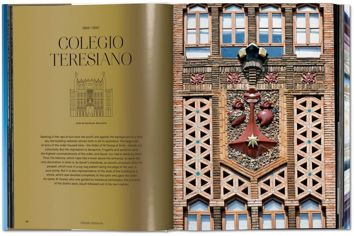 Book in Focus: Gaudi - The complete buildings by Rainer Zerbst - Sheet4