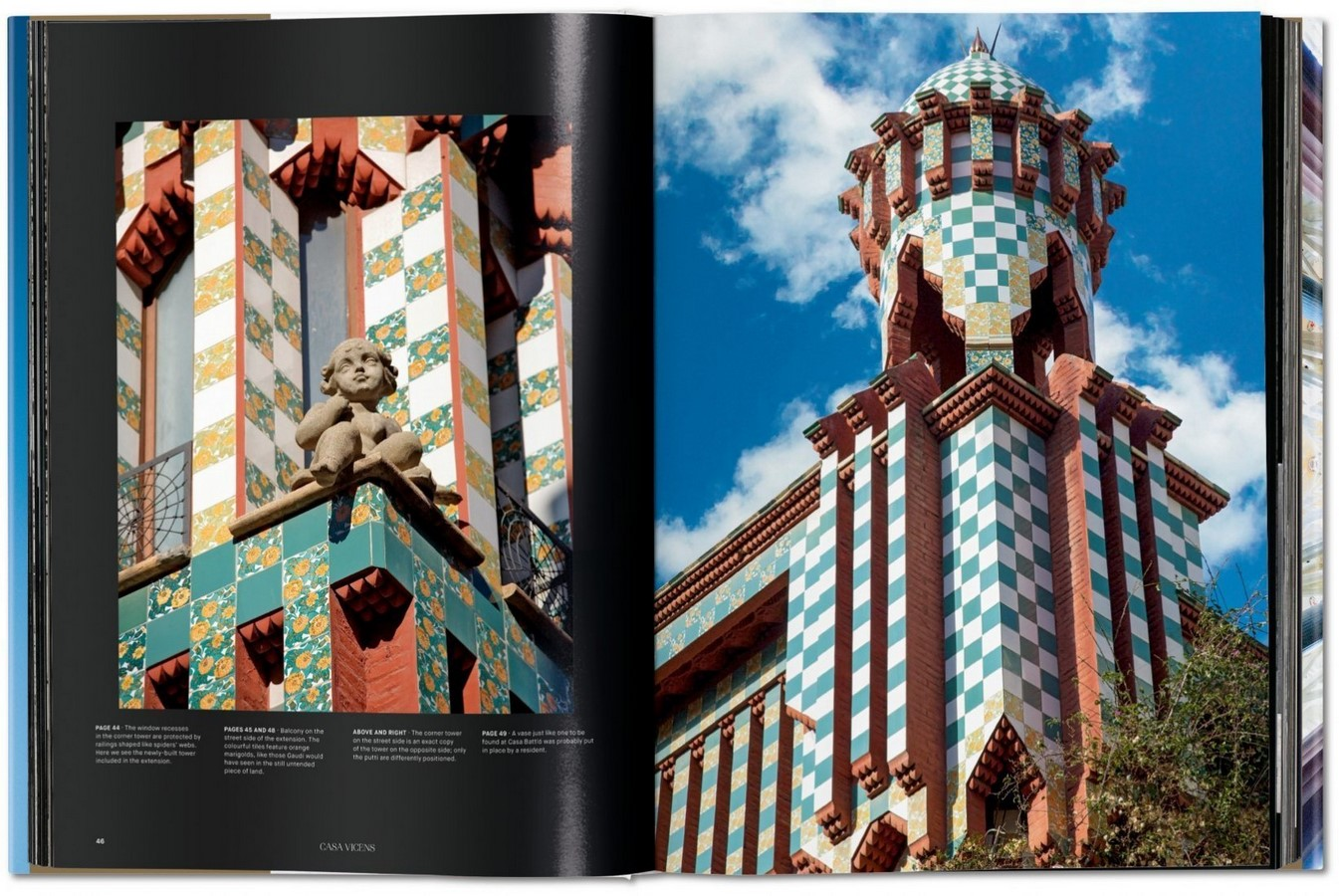 Book in Focus: Gaudi - The complete buildings by Rainer Zerbst - Sheet6