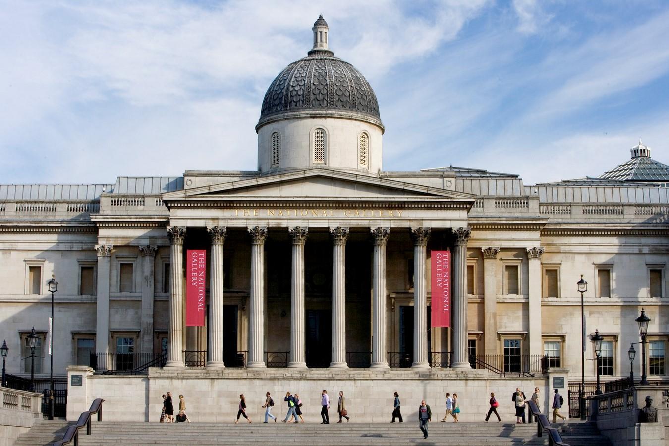 20 Best Art Galleries in London - Sheet1