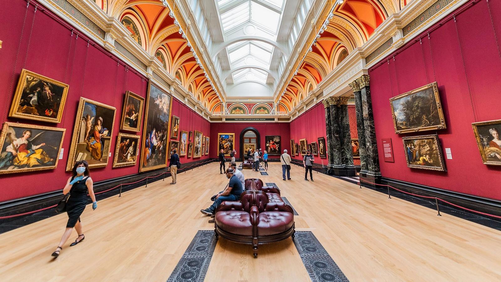 20 Best Art Galleries in London - Sheet2