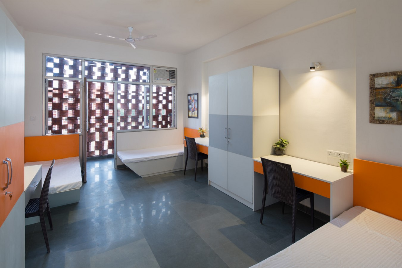 India's St. Andrews boys hostel designed with sustainability in mind by by ZED Lab - Sheet11