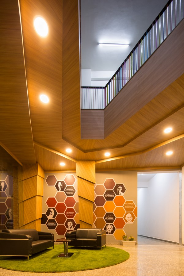 India's St. Andrews boys hostel designed with sustainability in mind by by ZED Lab - Sheet12